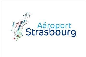 Le nouveau logo de l'aéroport de Strasbourg