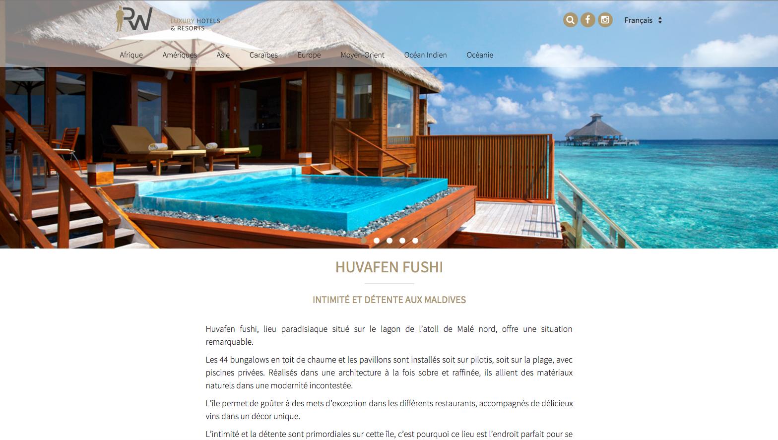 Un site qui va vous faire voyager bigfamily agence de for Rechercher un hotel